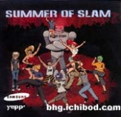 Summer of Slam Compilation Album Cover