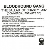 The Ballad Of Chasey Lain (Commercial Formats CD) Album Cover